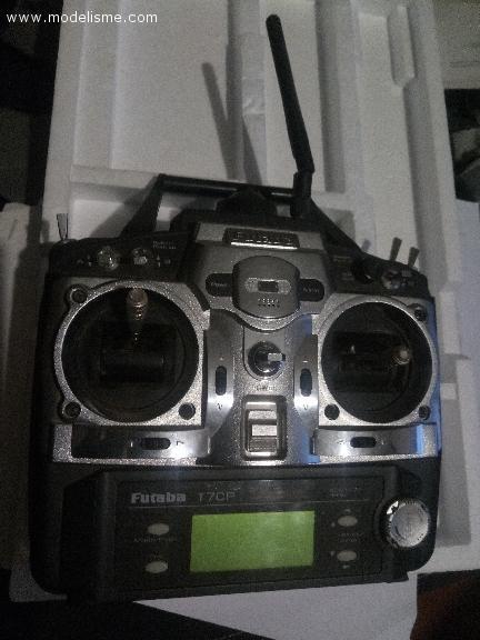 Radio FUTABA T7CP