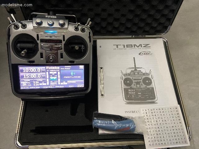Radiocommande Futaba T18Mz