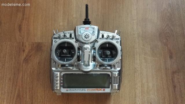 Radiocommande JR PCM9X2