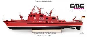 Recherche bateaux pompe Dusseldorf ROBBE 1195 (Dern. version