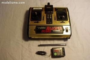 Robbe supra pcms 41200Mhz ( Vintage )