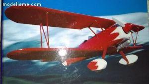 super Stearman RC