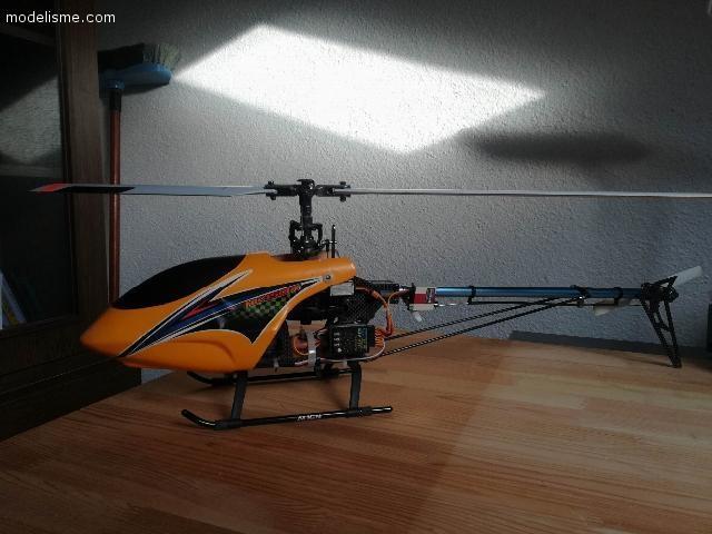 T-REX 450 HK