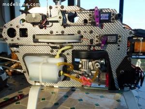 T-REX 600 FBL PRO complet