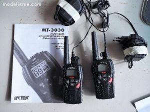 TALKIE WALKIE MT-3030