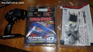 Traxxas X-maxx S8, Snap-On, édition limitée, 1:5, 4WD, Noir.