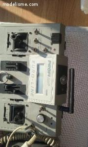 Vds MULTIPLEX 3010 , module CORONAS 2.4 Ghz+EUROPA SPRINT