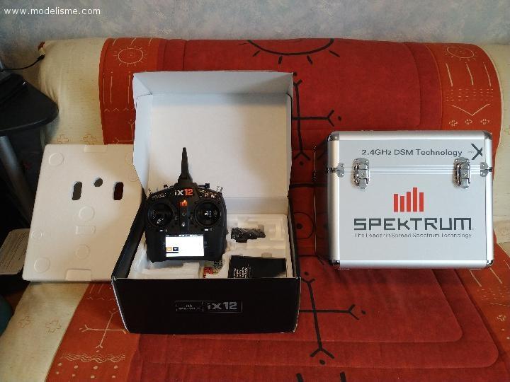 Vds Spektrum iX12 + valise