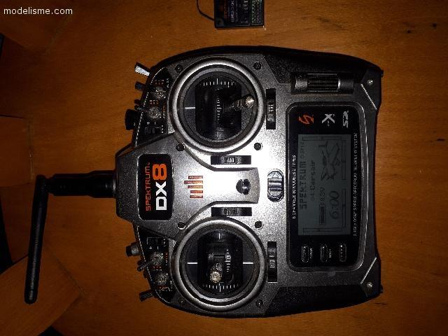 Vend Spektrum dx8