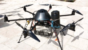 Vends drone hexacopter mikrokopter