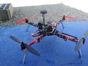 Vends Drone Quadcopter Complet