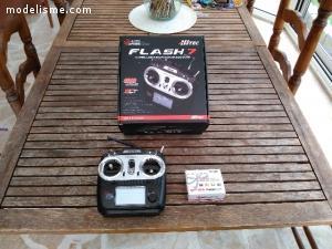 Vends Radio Flash 7 + récepteur