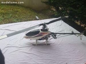 Vente de 2 hélicoptères T-ReX et 1 Shuttle Seadu