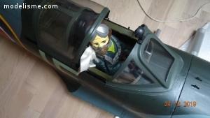 Warbird Spitfire 60CC