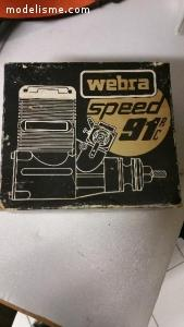 WEBRA 91 SPEED Neuf