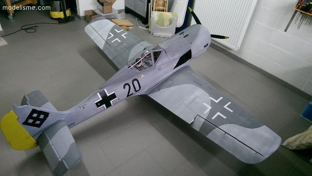 Xtremefly Focke Wulf FW-190