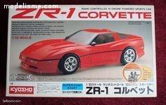 Zr - 1 corvette kyosho 1/10 kit n° 3071